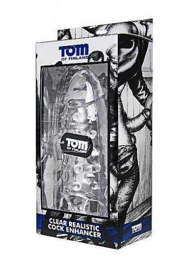 TOM OF FINLAND FUNDA PENE REALISTICA
