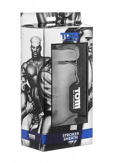 TOM OF FINLAND FUNDA PENE MASTURBADOR