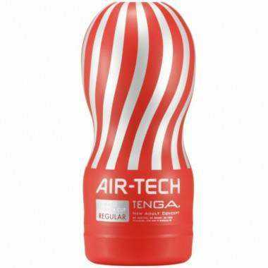TENGA AIR-TECH REGULAR MASTURBADOR MASCULINO REUTILIZABLE