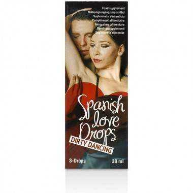 SPANISH LOVE GOTAS ESTIMULANTES 30ML, como aumentar el libido femenino
