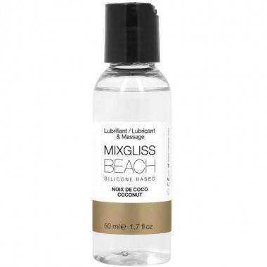 MIXGLISS BEACH LUBRICANTE SILICONA 50 ML