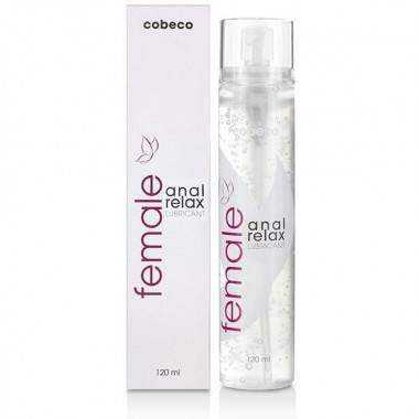 LUBRICANTE ANAL MUJERES 120 ML
