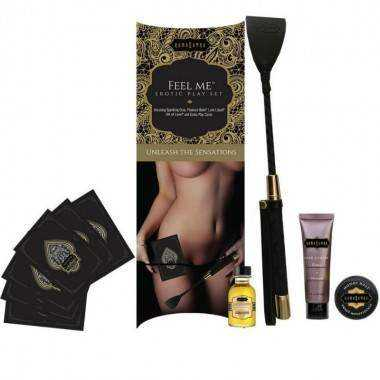 KAMASUTRA FEEL ME KIT EROTICO