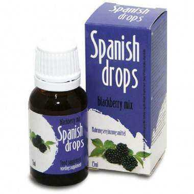 SPANISH FLY BLACKBERRY MIX