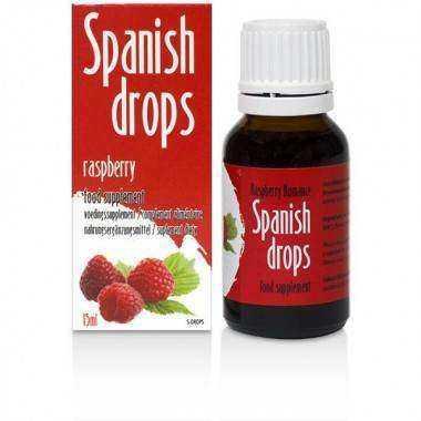 SPANISH DROPS FRAMBUESA ROMANTICA