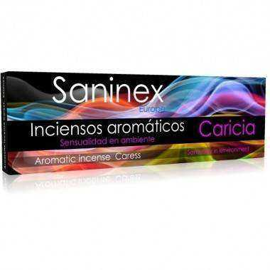 SANINEX INCIENSO AROMATICO CARICIA 20 STICKS
