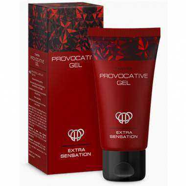 PROVOCATIVE GEL EXTRA SENSATION PARA MUJER 50ML
