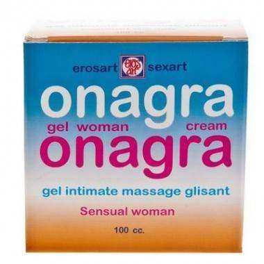 GEL ONAGRA  POTENCIADOR ORGASMO FEMENINO 100 CC