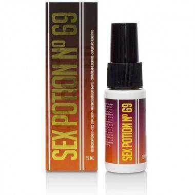 POTION SEX SPRAY ESTIMULANTE 15ML, aumenta la libido femenina