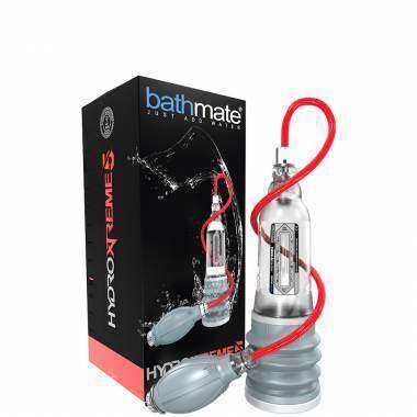 BATHMATE HYDROMAX PENIS PUMP HYDROXTREME 5 X20