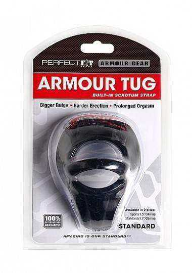 PERFECT FIT ARMOUR TUG NEGRO