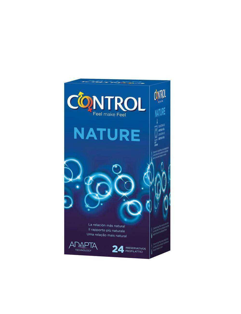 CONTROL ADAPTA NATURE 24 UNID