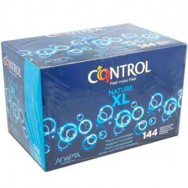 CONTROL NATURE XL 144 UNIDADES