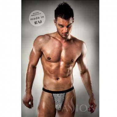TANGA LEOPARDO 013 BY PASSION MEN LINGERIE S M