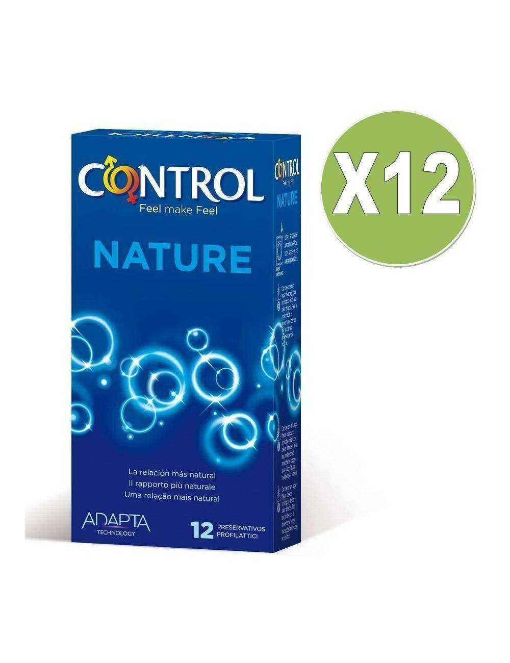 CONTROL NATURE 12 UNID PACK 12 UDS