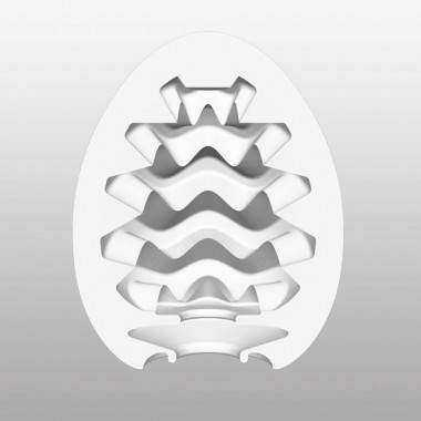 TENGA EGG PACK 6 WAVY EASY ONA CAP