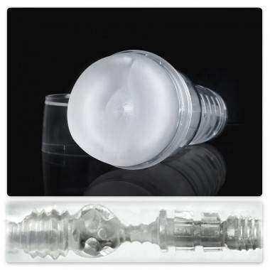 FLESHLIGHT ICE BUTT CRYSTAL ANO
