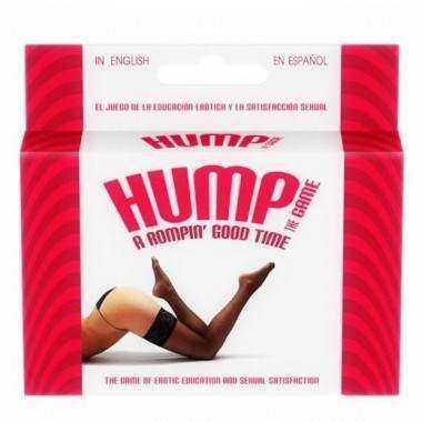 HUMP EL JUEGO ES EN