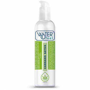 WATERFEEL LUBRICANTE CANNABIS 150ML EN IT NL FR DE
