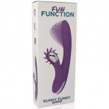 FUN FUNCTION BUNNY FUNNY WAVE - vibradores baratos
