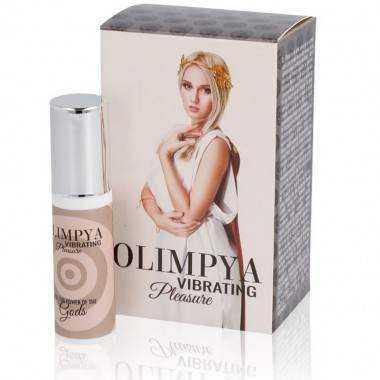 OLIMPYA VIBRATING PLEASURE orgasmos intensos