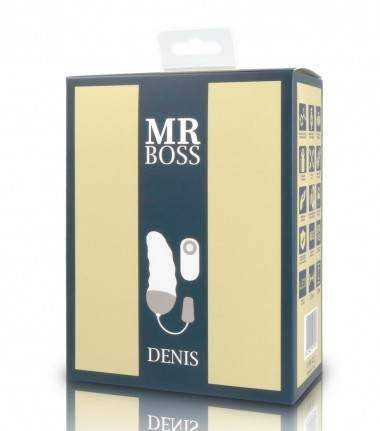 MR BOSS DENIS HUEVO CONTROL REMOTO BARATO