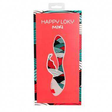 HAPPY LOKY MIKI VIBRADOR RABBIT