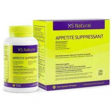 XS NATURAL SUPPRESANT DISMINUCIoN APETITO