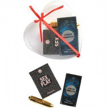 SECRETPLAY KIT PASION BALA MONODOSIS CARTAS
