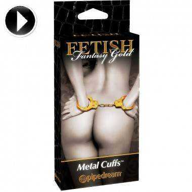 FETISH FANTASY GOLD ESPOSAS DE METAL