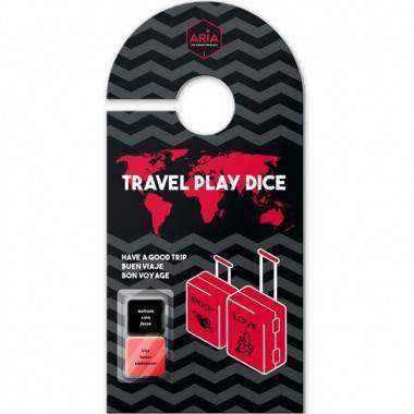 ARIA TRAVEL PLAY JUEGO DADOS ES EN FR