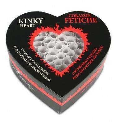 KINKY HEART CORAZON FETICHE EN ES