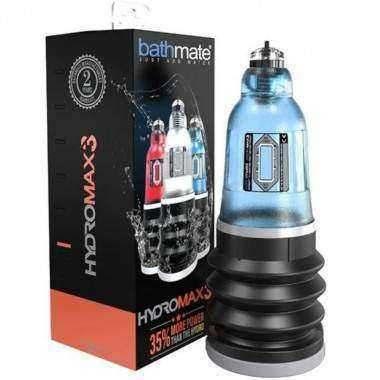 BATHMATE HYDROMAX 3 AQUA BLUE