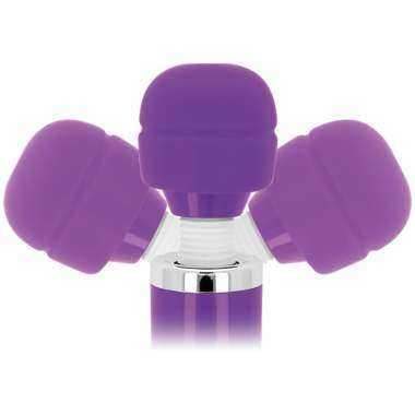 INTENSE VIBRATING POWER WAND LILA