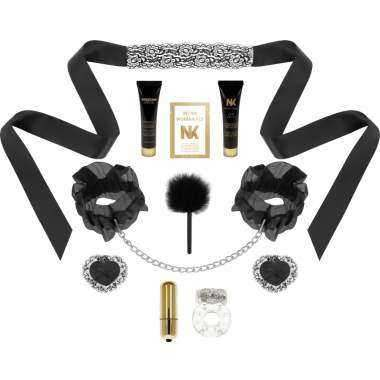 SECRETROOM PLEASURE KIT SILVER NIVEL 1