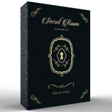 SECRETROOM PLEASURE KIT GOLD NIVEL 2
