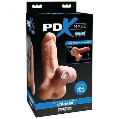 PDX MALE REACH AROUND STROKER MASTURBADOR