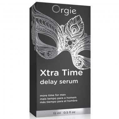 ORGIE XTRA TIME SUERO RETARDANTE 15 ML