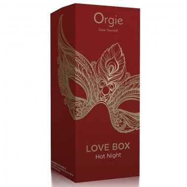 ORGIE LOVE BOX HOT NIGHT SET ANAL