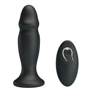 PRETTY LOVE MR PLAY PLUG CON VIBRACION CONTROL REMOTO 124 CM