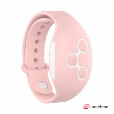 WEARWATCH HUEVO CONTROL REMOTO TECHNOLOGY WATCHME AZUL ROSA