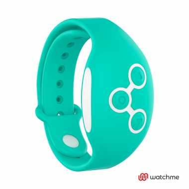WEARWATCH HUEVO CONTROL REMOTO TECHNOLOGY WATCHME AZUL VERDE