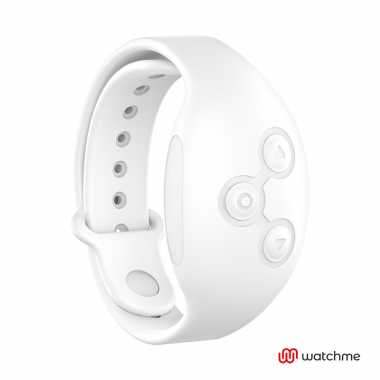 WEARWATCH HUEVO CONTROL REMOTO TECHNOLOGY WATCHME ROSA BLANCO