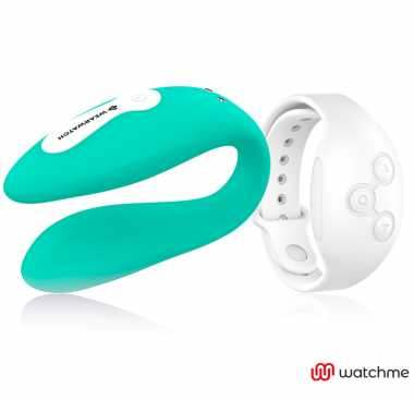 WEARWATCH VIBRADOR DUAL TECHNOLOGY WATCHME AGUA MARINA NiVEO